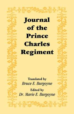 Journal of the Prince Charles Regiment (Paperback)