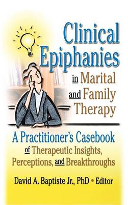 Clinical Epiphanies in Marital and Family Therapy: A Practitioner's Casebook of Therapeutic Insights, Perceptions, and Breakthroughs (Hardback)