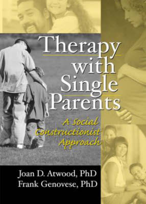 Therapy with Single Parents: A Social Constructionist Approach (Paperback)