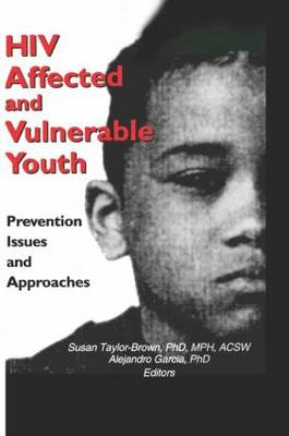 HIV Affected and Vulnerable Youth: Prevention Issues and Approaches (Paperback)