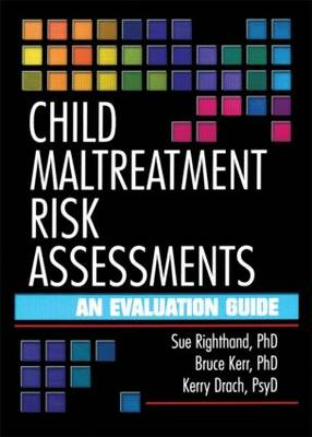 Child Maltreatment Risk Assessments: An Evaluation Guide (Paperback)