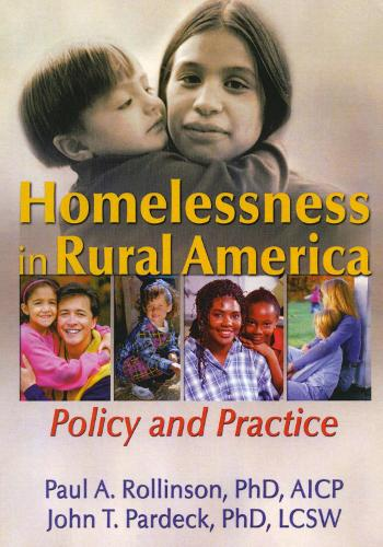 Homelessness in Rural America: Policy and Practice (Paperback)