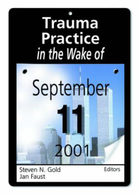Trauma Practice in the Wake of September 11, 2001 (Paperback)