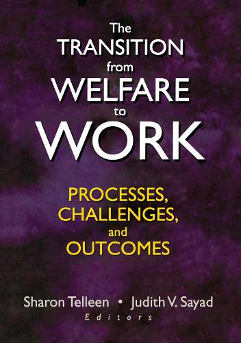 The Transition from Welfare to Work: Processes, Challenges, and Outcomes (Hardback)