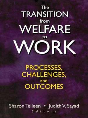 The Transition from Welfare to Work: Processes, Challenges, and Outcomes (Paperback)