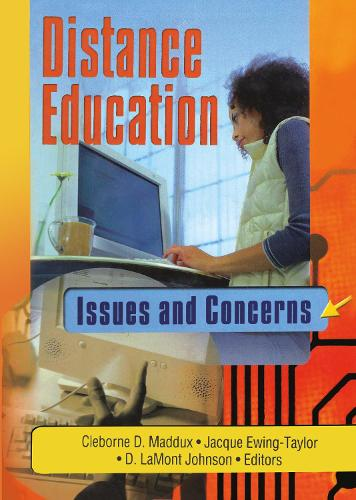 Distance Education: Issues and Concerns (Paperback)
