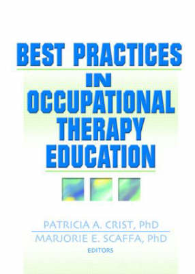 Best Practices in Occupational Therapy Education (Paperback)
