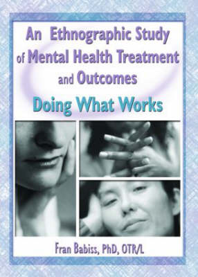 An Ethnographic Study of Mental Health Treatment and Outcomes: Doing What Works (Hardback)