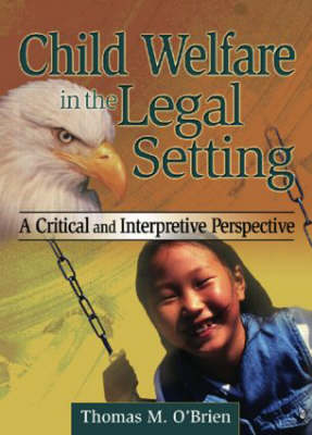 Child Welfare in the Legal Setting: A Critical and Interpretive Perspective (Paperback)
