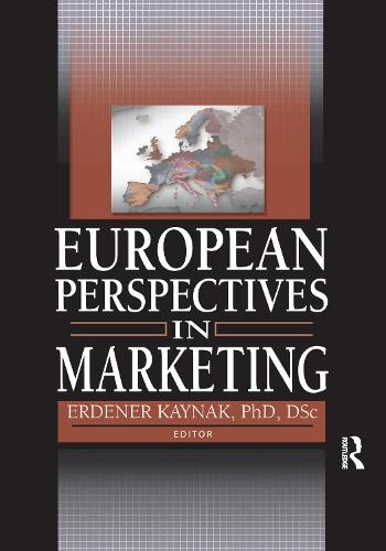 European Perspectives in Marketing (Paperback)