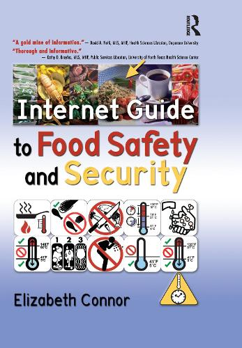 Internet Guide to Food Safety and Security (Paperback)