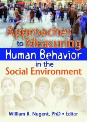 Approaches to Measuring Human Behavior in the Social Environment (Hardback)