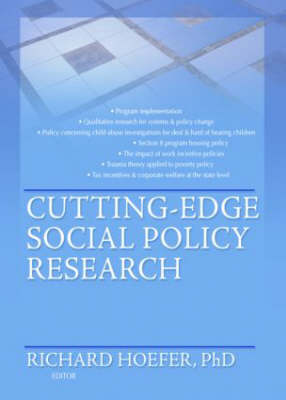 Cutting-Edge Social Policy Research (Paperback)
