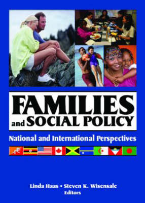 Families and Social Policy: National and International Perspectives (Hardback)