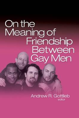 On the Meaning of Friendship Between Gay Men (Paperback)