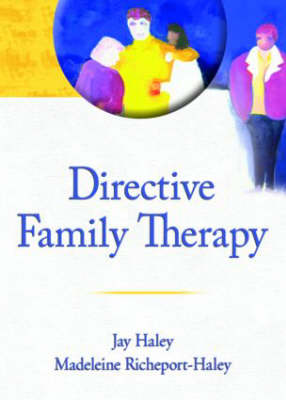 Directive Family Therapy (Paperback)