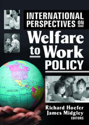 International Perspectives on Welfare to Work Policy (Paperback)
