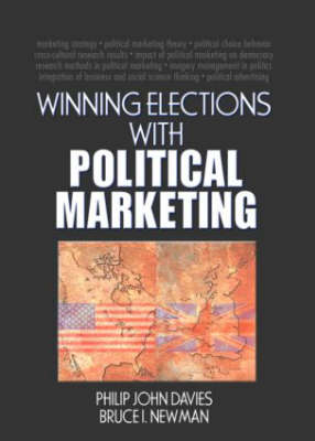 Winning Elections with Political Marketing (Hardback)