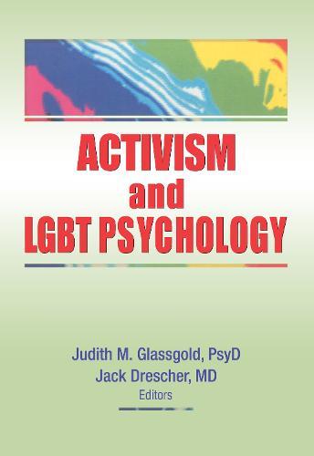 Activism and LGBT Psychology (Hardback)