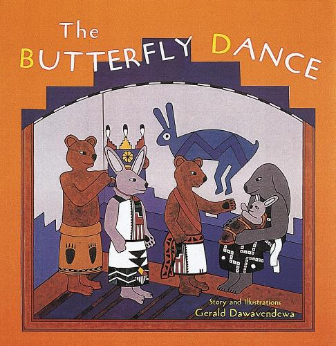 The Butterfly Dance: Tales of the People - Tales of the People (Board book)
