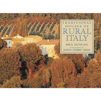 Traditional Houses of Rural Italy (Paperback)