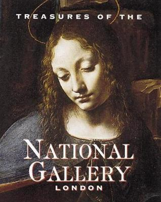 Cover of the book, Treasures of the National Gallery, London.