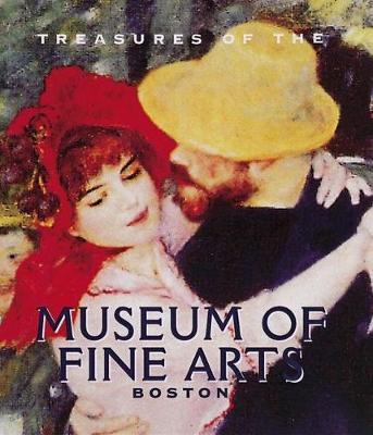 Treasures of the Museum of Fine Arts, Boston - Tiny Folio (Hardback)
