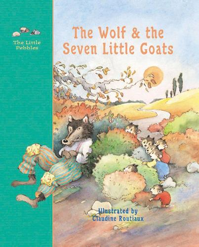 The Wolf and the Seven Little Goats (Hardback)