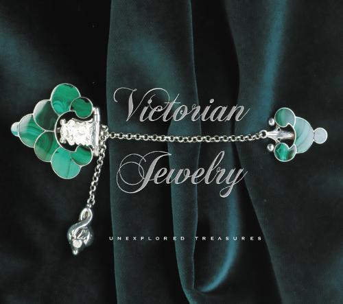 Victorian Jewelry: Unexplored Treasures (Paperback)