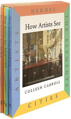 How Artists See 4 - Volume Set III: Heroes, The Elements, Cities, Artists - How Artists See (Hardback)