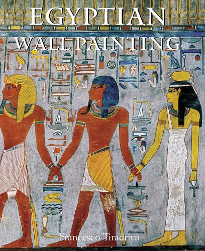 Egyptian Wall Painting (Hardback)