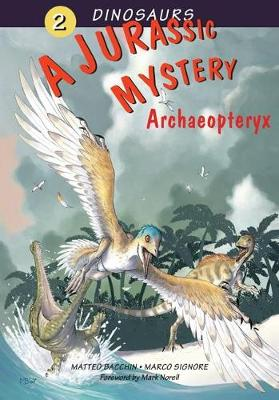 A Jurassic Mystery: Archaeopteryx Pull out Timline of the Dinosaurs World Poster included - Dinosaurs (Hardback)
