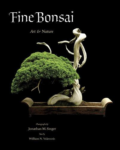 Fine Bonsai: Art & Nature: Deluxe Edition (Hardback)