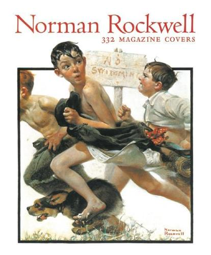 Norman Rockwell: 332 Magazine Covers - Tiny Folio (Hardback)