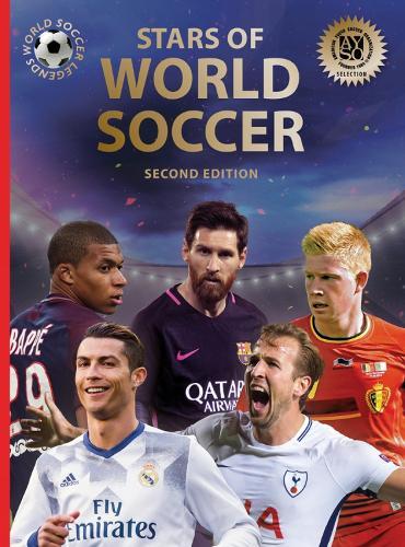 Stars of World Soccer: 2nd Edition - World Soccer Legends (Hardback)