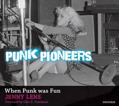Punk Pioneers (Hardback)