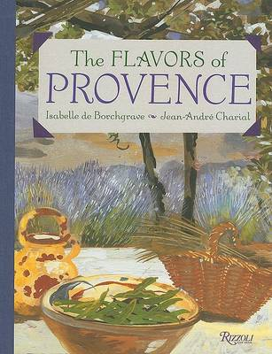 The Flavors of Provence (Hardback)