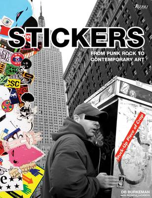 Stickers: Stuck Up Piece of Crap (Paperback)
