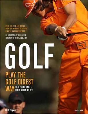 Golf: How to Play the Golf Digest Way (Hardback)