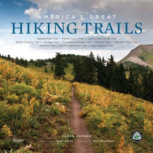 America's Great Hiking Trails (Hardback)