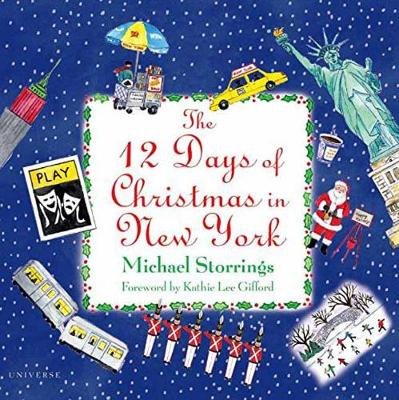 12 Days of Christmas in New York (Hardback)