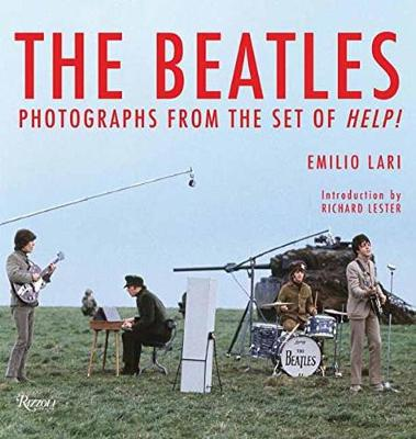 The Beatles: Photographs from the Set of Help! (Hardback)