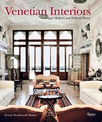 Venetian Interiors (Hardback)