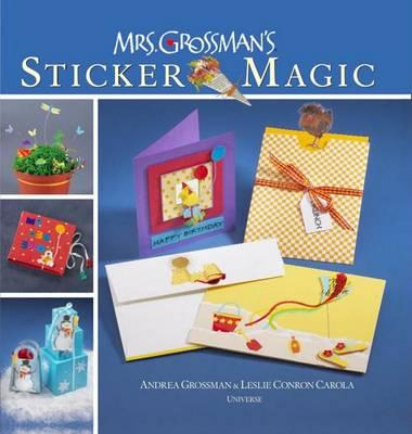 Mrs. Grossman's Sticker Magic (Hardback)
