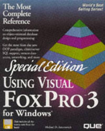 Using Foxpro for Windows Special Edition