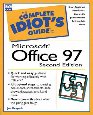 Complete Idiot's Guide To Microsoft Office 97 (Paperback)