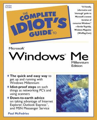Complete Idiot's Guide to Microsoft Windows Millennium (Paperback)