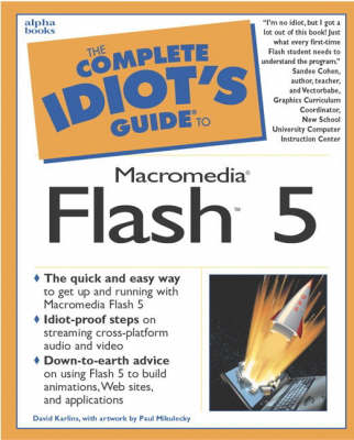 Complete Idiot's Guide to Macromedia Flash 5 (Paperback)