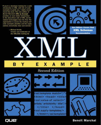 XML by Example (Paperback)