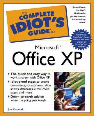 Complete Idiot's Guide to Microsoft Office XP (Paperback)